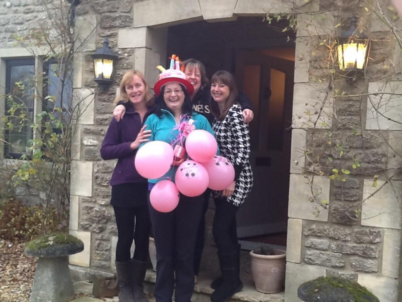 Great Ashley Farm - the perfect place to celebrate!