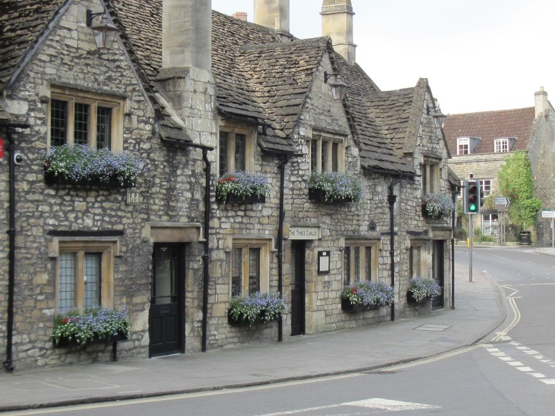 Great Ashley Farm the featured property in where to stay in Bradford-on-Avon